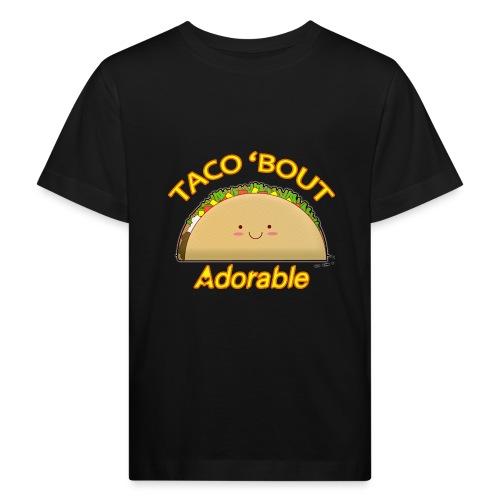 taco - Maglietta ecologica per bambini