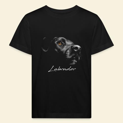 Labrador - Kinder Bio-T-Shirt