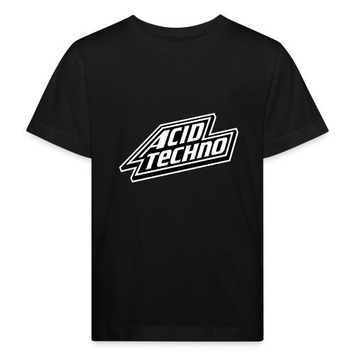 Acid Techno - Kids' Organic T-Shirt