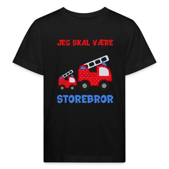 Jeg skal være storebror brandbil gave brandvæsen