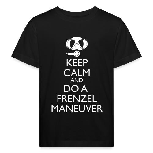 Keep calm and Frenzel - Kinder Bio-T-Shirt