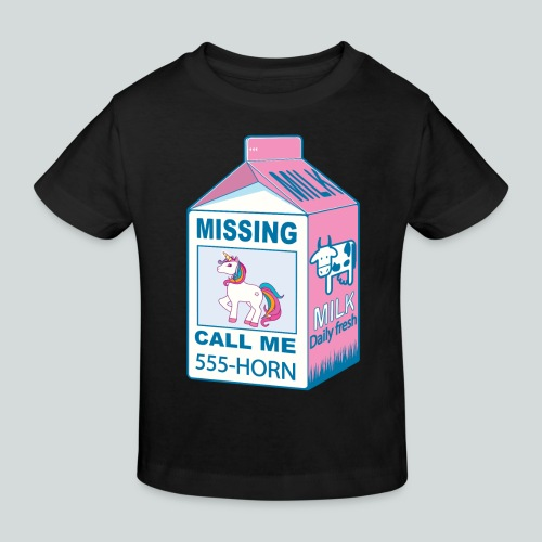 Missing Unicorn - T-shirt bio Enfant