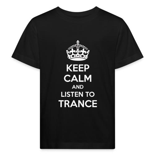 keep calm - Kids' Organic T-Shirt