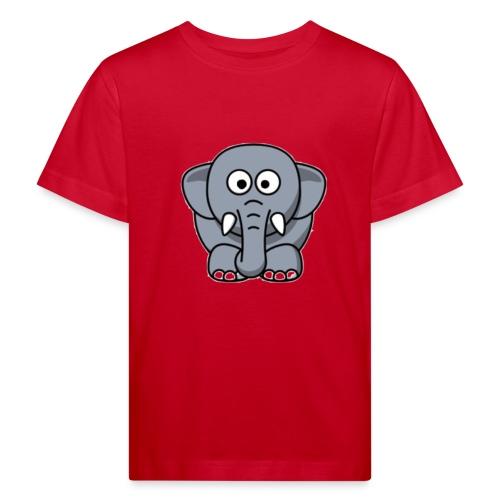 Olifantje - Kinderen Bio-T-shirt