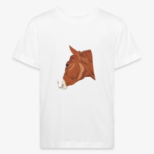 Quarter Horse - Kinder Bio-T-Shirt