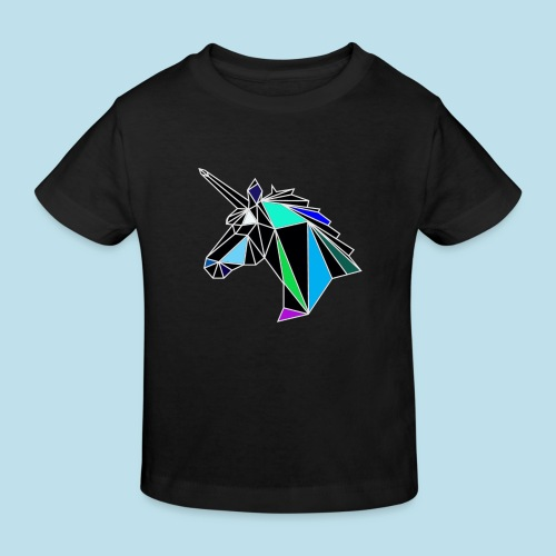 unicorno - Maglietta ecologica per bambini