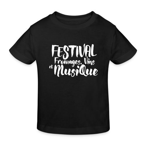 Festival FVM - T-shirt bio Enfant
