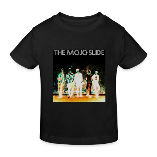 The Mojo Slide - Design 2 - Kids' Organic T-Shirt