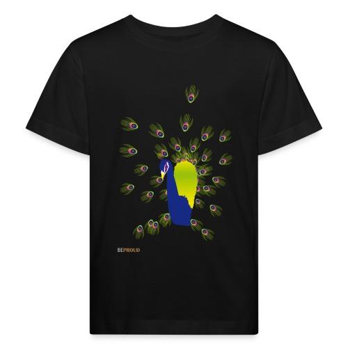 BEPROUD.png - Kinderen Bio-T-shirt