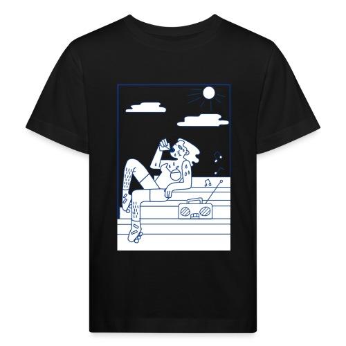 Hot summer - T-shirt bio Enfant