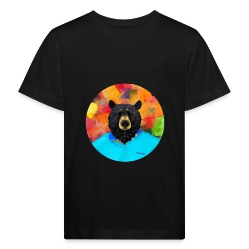 Bear Necessities - Kids' Organic T-Shirt