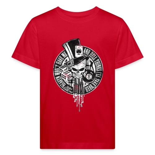 Kabes Heaven & Hell T-Shirt - Kids' Organic T-Shirt