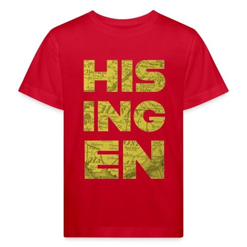 Hisingens Karta - Ekologisk T-shirt barn