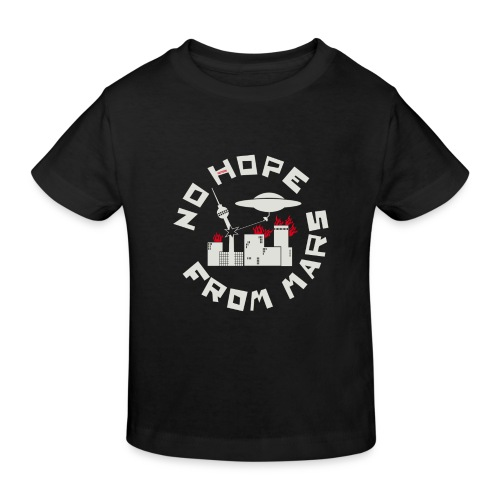 Berlin - No Hope From Mars - Kinder Bio-T-Shirt
