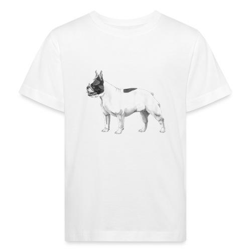 French Bulldog - Organic børne shirt