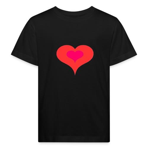 Corazon II - Camiseta ecológica niño
