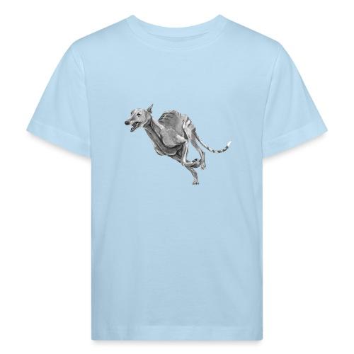 Greyhound - Organic børne shirt