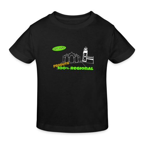 Dark City Gates - Kids' Organic T-Shirt