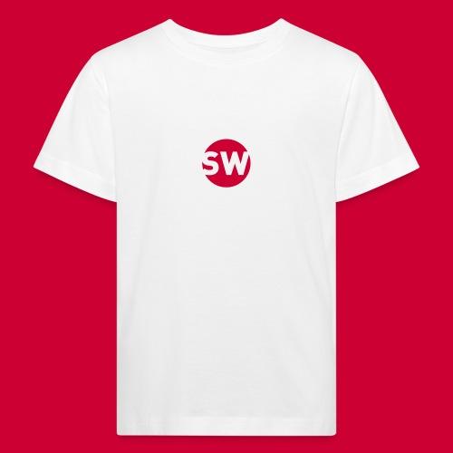 #Schiphol - krimpen of verhuizen! - Kinderen Bio-T-shirt