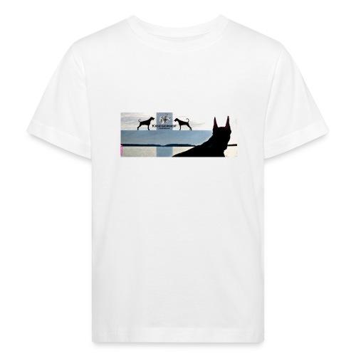 FBtausta - Lasten luonnonmukainen t-paita