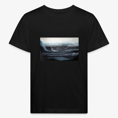 Pod powiekami - Ekologiczna koszulka dziecięca
