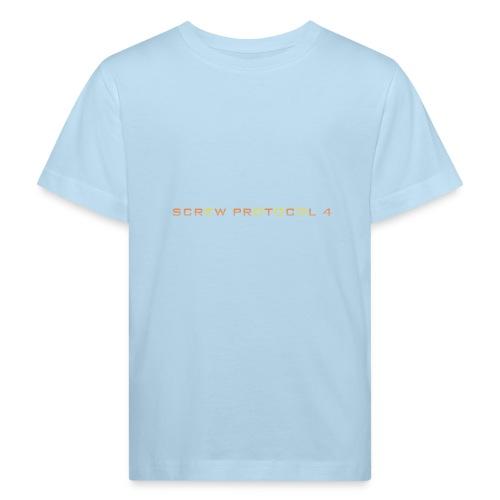 ScrewP4 Final - Kids' Organic T-Shirt