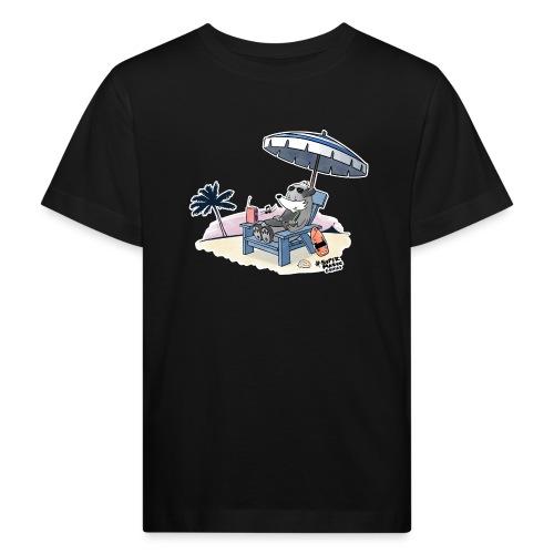 Aloha! - Økologisk T-skjorte for barn