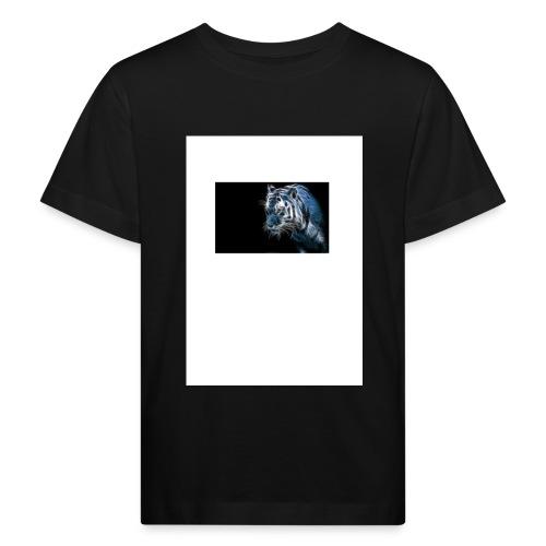 cooler Tiger - Kinder Bio-T-Shirt