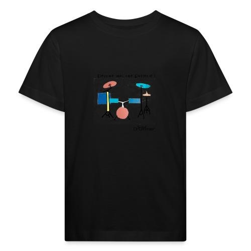 Azia Drum - Kids' Organic T-Shirt