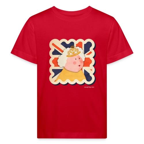 The Queen - Kids' Organic T-Shirt