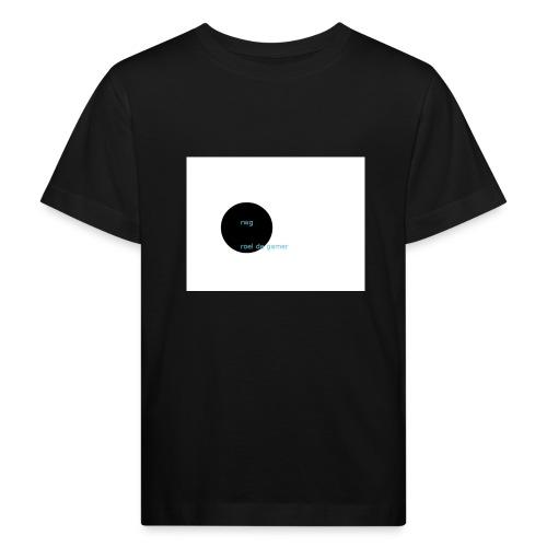 youtube logo - Kinderen Bio-T-shirt