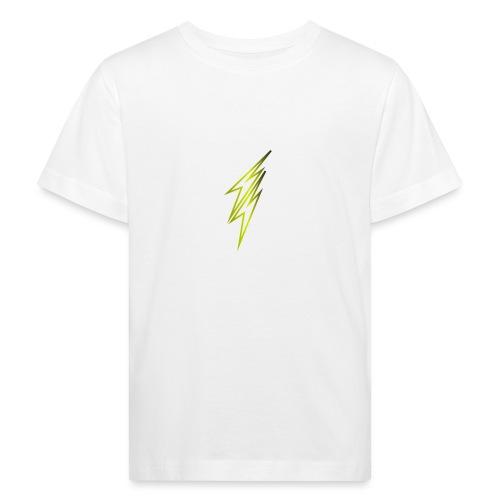 fulmine - Maglietta ecologica per bambini