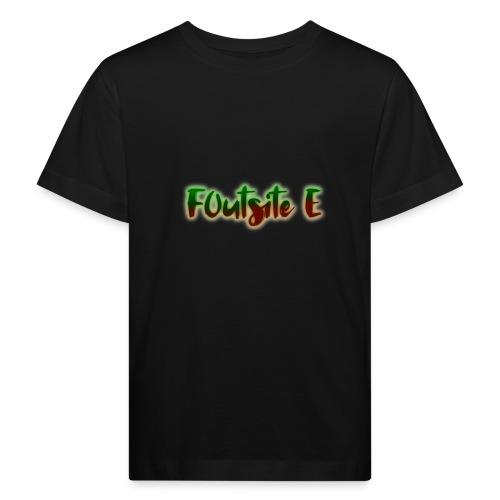 F0utsite E (HALLOWEEN Edition) - Ekologisk T-shirt barn