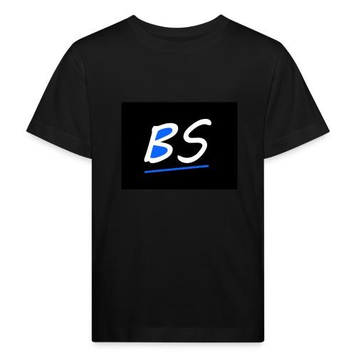 logo BSven op twitch en op youtube - Kinderen Bio-T-shirt