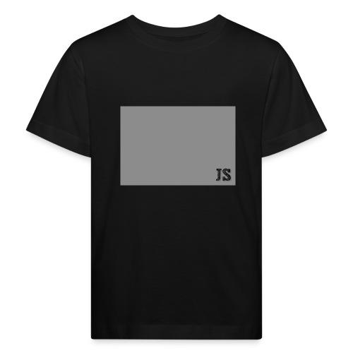JustSquares Grijs - Kinderen Bio-T-shirt