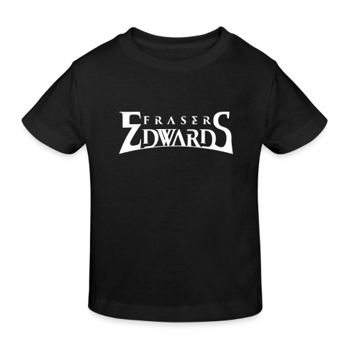 Fraser Edwards Men's Slim Fit T shirt - Kids' Organic T-Shirt