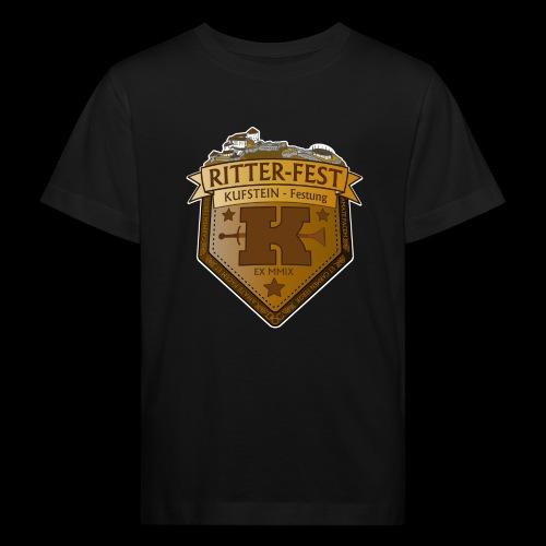 Ritter-Fest Kufstein - Official Merch by DOC - Kinder Bio-T-Shirt