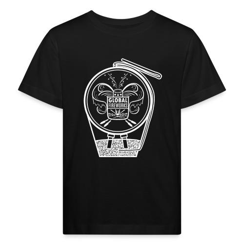 Global Feuerwerk Pyro Shell - Kinder Bio-T-Shirt