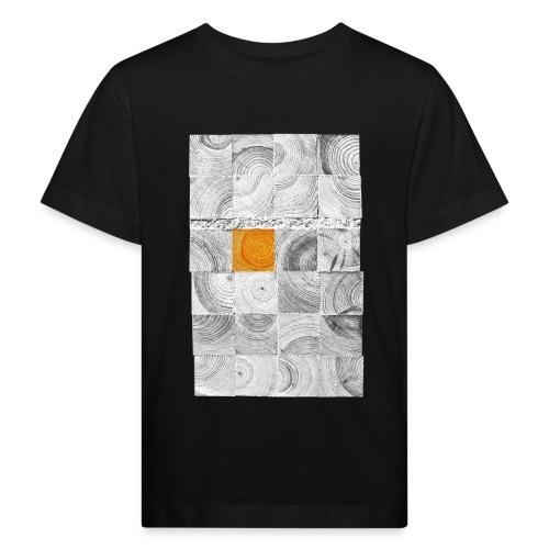 Cubes de Bois - T-shirt bio Enfant