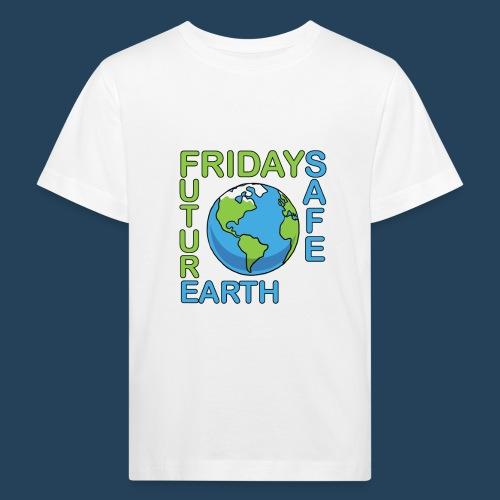 Safe Our Earth - Kinder Bio-T-Shirt