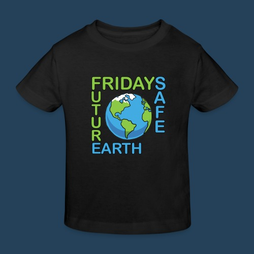 Safe Our Earth - Kinder Bio-T-Shirt