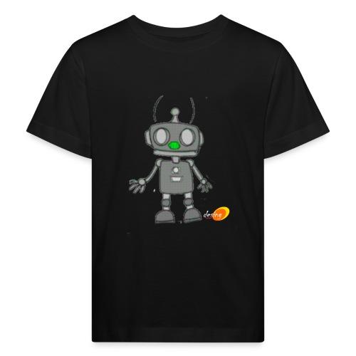 Robotino de desing impact - Camiseta ecológica niño