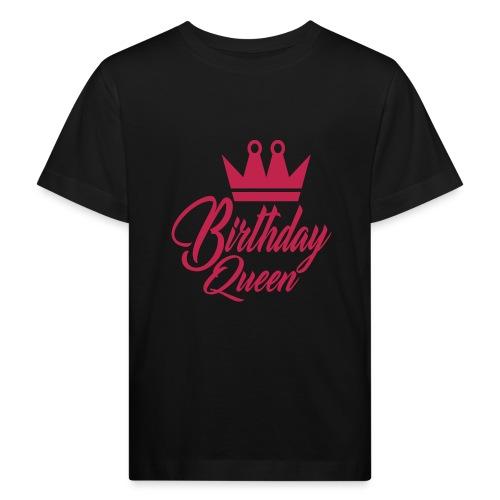 birhtday logo - T-shirt bio Enfant