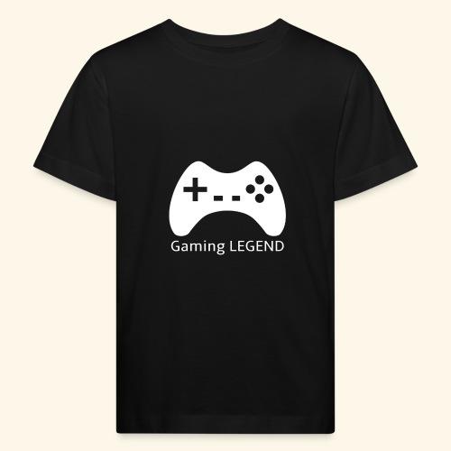 Gaming LEGEND - Kinderen Bio-T-shirt