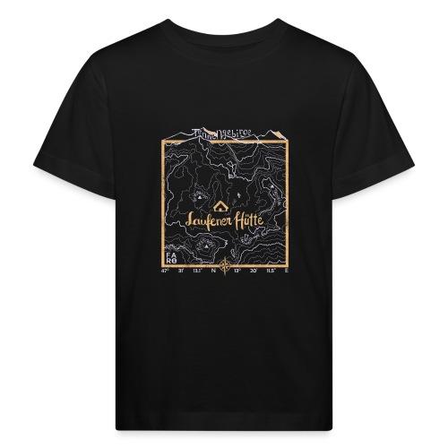 Laufener Hütte im Tennengebirge - Taco Yellow - Kids' Organic T-Shirt