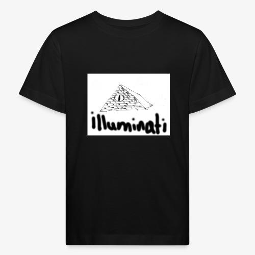illuminati - Kids' Organic T-Shirt
