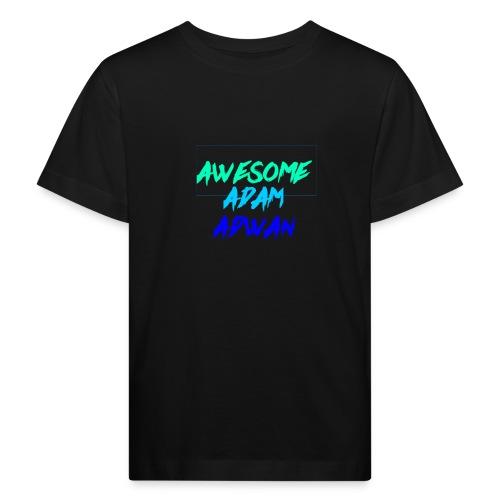 the awesome adam merch - Kids' Organic T-Shirt