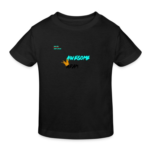 king awesome - Kids' Organic T-Shirt