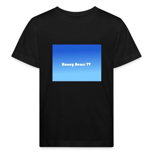 Honey Bears TV Merch - Kids' Organic T-Shirt
