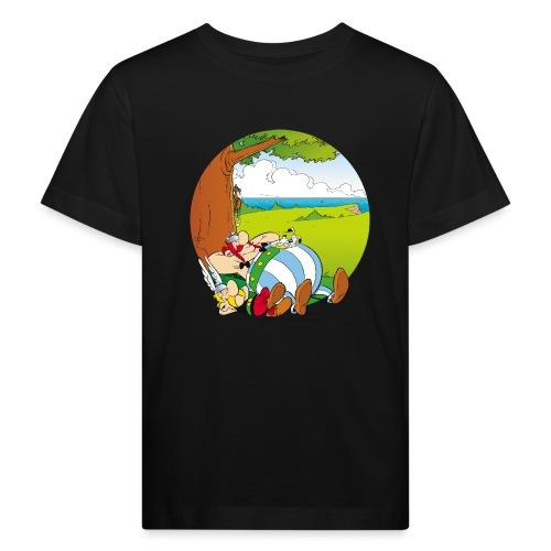 Astérix & Obélix Font Une Sieste - T-shirt bio Enfant